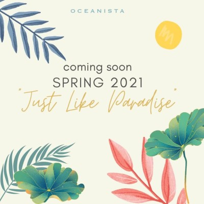 Oceanista Spring 2021 Theme Spoilers + Coupon!