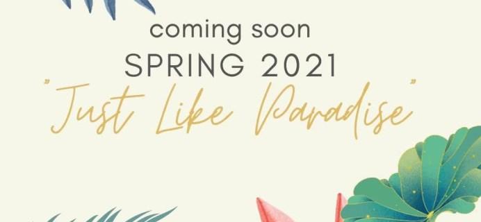 Oceanista Spring 2021 Spoiler #2 + Coupon!