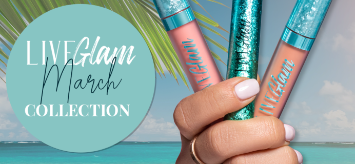 LiveGlam Lippie Club March 2021 Full Spoilers + Coupon!