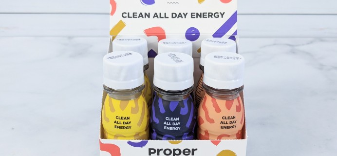 Proper Wild Energy Shots Subscription Review