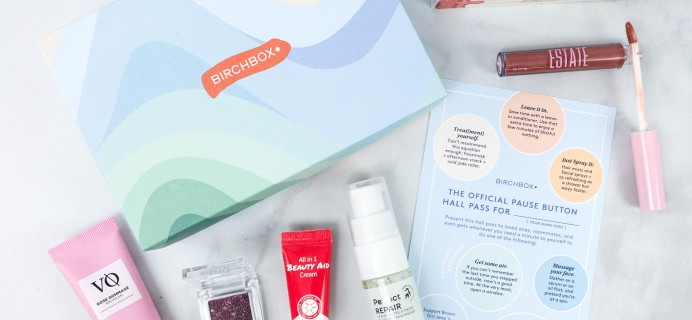 Birchbox Subscription Box Review + Coupon – February 2021 Customized Box