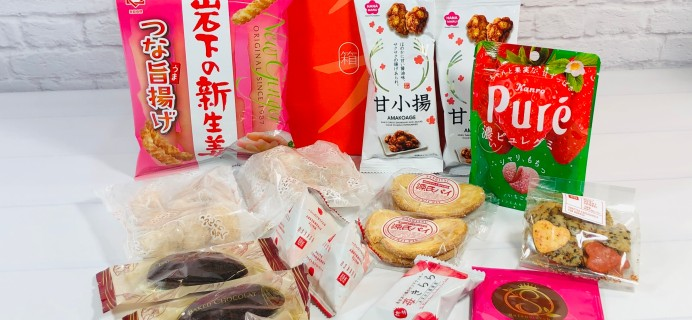 Bokksu Japanese Snacks Subscription Review + Coupon – February 2021