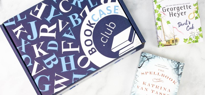 BookCase Club March 2021 Subscription Box Review & Coupon – POPULAR ROMANCE