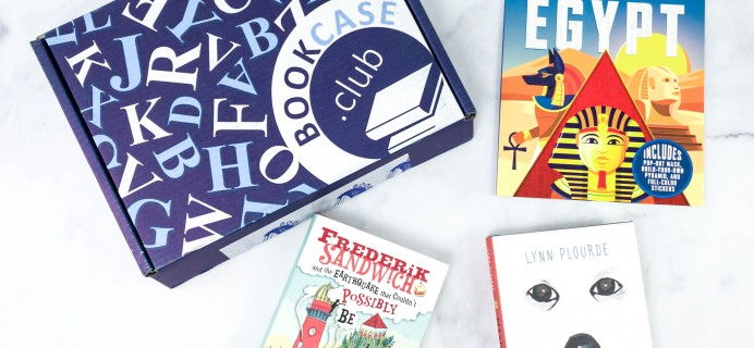Kids BookCase Club February 2021 Subscription Box Review & Coupon – PRE TEENS