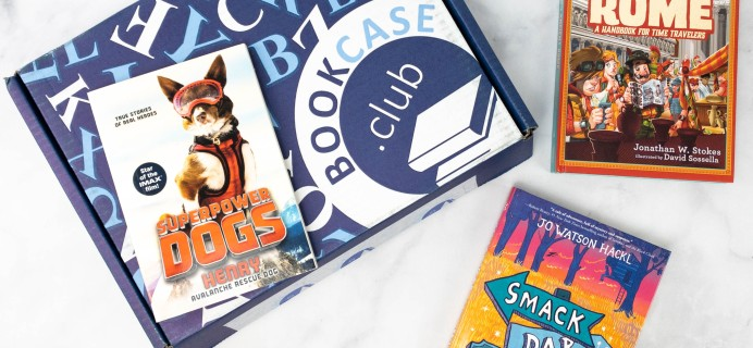 Kids BookCase Club PRE-TEEN Box Review & 50% Off Coupon – March 2021