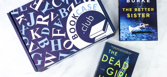 BookCase.Club Review + Coupon – February 2021 THRILL SEEKER