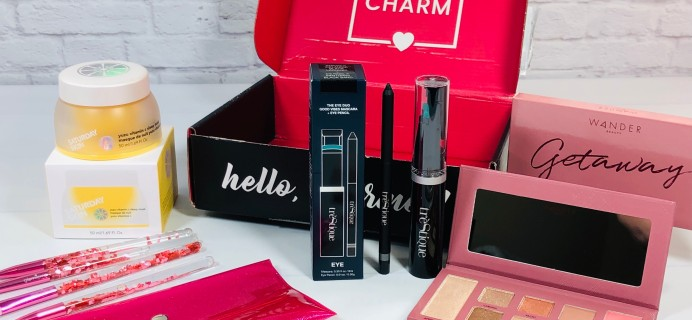 BOXYCHARM Review + Coupon – February 2021