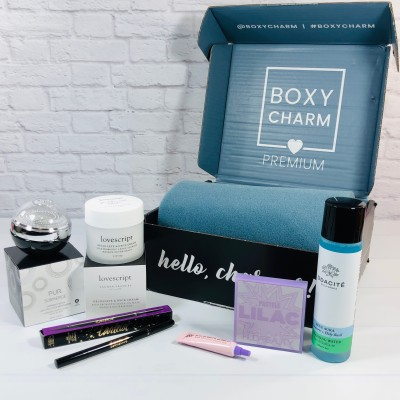 February 2021 BOXYCHARM Premium Review + Coupon