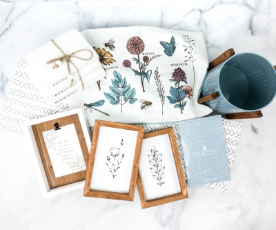 Decocrated Review + Coupon – Spring 2021 Subscription Box