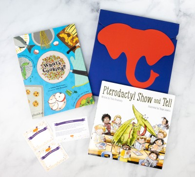 Elephant Books Subscription Box Review + Coupon – February 2021