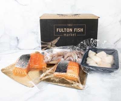 Fulton Fish Drop Review + Coupon