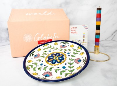 GlobeIn Artisan Box Club March 2021 Review + Coupon – BANQUET BOX