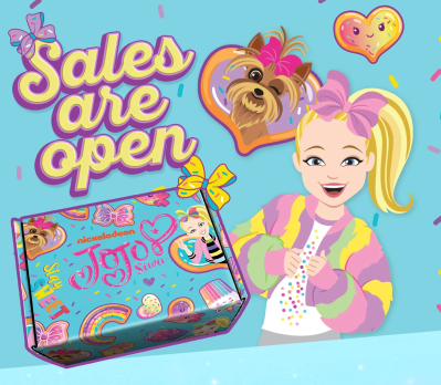 The Jojo Siwa Spring 2021 Box Available to Order Now + Coupon!