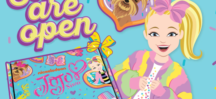 The Jojo Siwa Spring 2021 Box Spoiler #3 + Coupon!