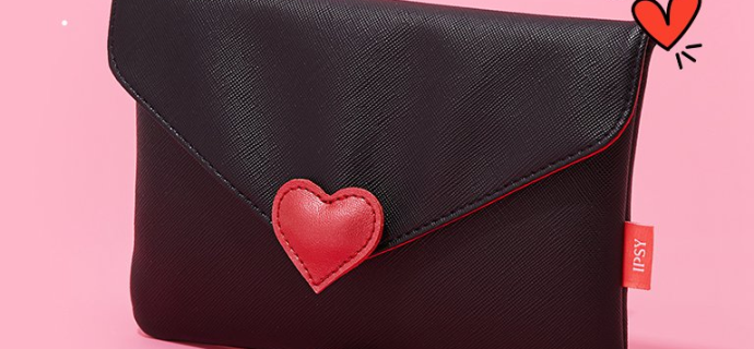 Ipsy Limited Edition Valentine's Day Mystery Bag Available Now!