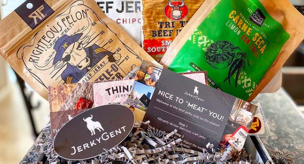JerkyGent Valentine's Day Sale: Get 10% Off On Gift Subscriptions!