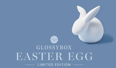 GLOSSYBOX 2021 Easter Egg Limited Edition Box Coming Soon!