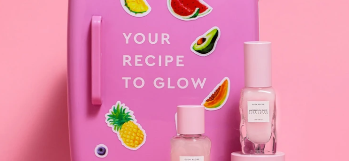 Glow Recipe x Makeup Fridge The Chillest Collab Available Now + Full Spoilers!