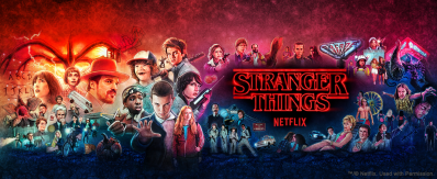 Stranger Things T-Shirt Club Available Now!