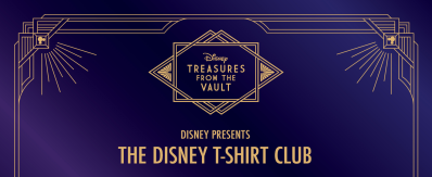 Disney Vault T-Shirt Club February 2021 Spoiler!