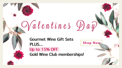 Gold Medal Wine Valentine's Day Sale: Get Up To 15% Off!