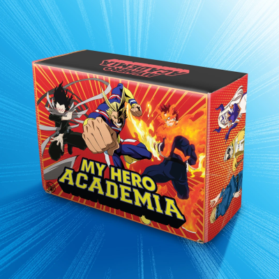 My Hero Academia Subscription Box Spring 2021 Available Now + Theme Spoilers!