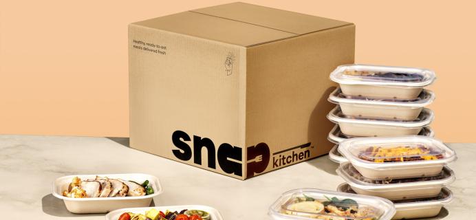 Snap Kitchen Sale: Get 15% Off First Box!
