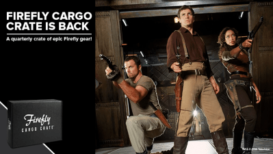 Firefly Cargo Crate Is Back + February 2021 Theme Spoiler!