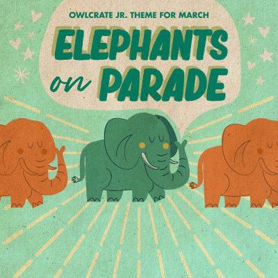 OwlCrate Jr. March 2021 Theme Spoilers + Coupon!