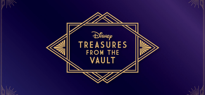 Disney Treasures from The Vault Limited Edition Plush, Jigsaw Puzzle, & Funko Pop Figure April 2021 Spoilers!