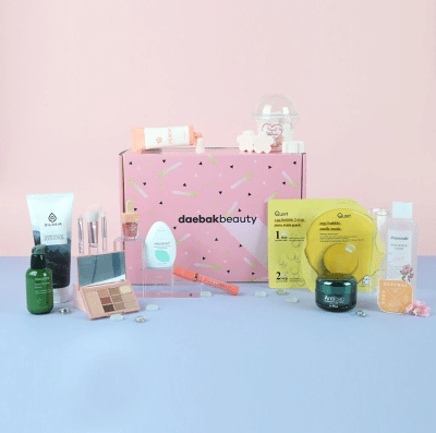 Daebak Beauty Box Available Now + Spoilers!