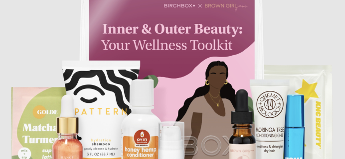 Birchbox x Brown Girl Jane: Inner and Outer Beauty: Your Wellness Tool Kit – New Birchbox Kit Available Now + Coupons!