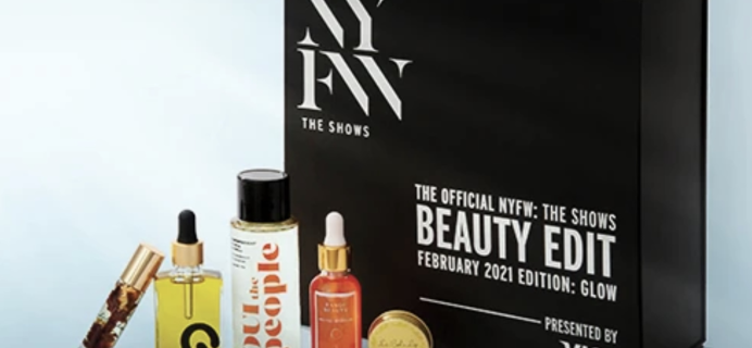 NYFW Visa Beauty Edit: Glow Box – Full Spoilers!