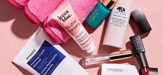 Ipsy Glam Bag Plus March 2021 Choice Spoilers!
