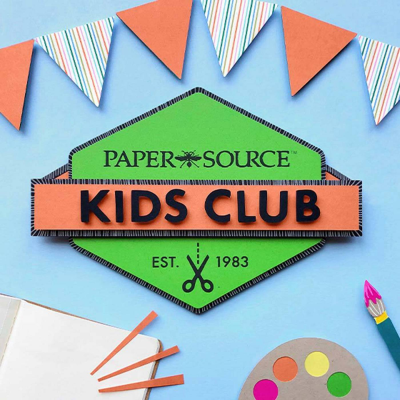 Paper Source Kids Club August 2021 Theme Spoilers!