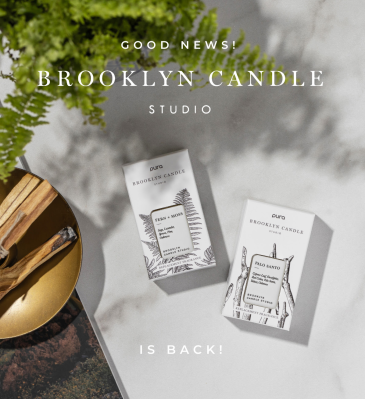 New Pura Brooklyn Candle Co Fragrance Available Now + Coupon!