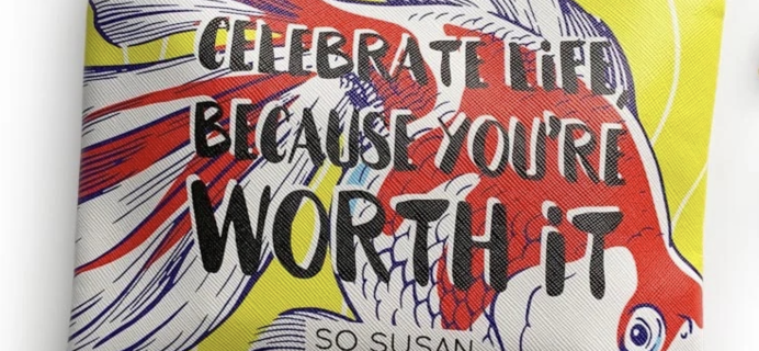 So Susan Color Curate March 2021 Full Spoilers!