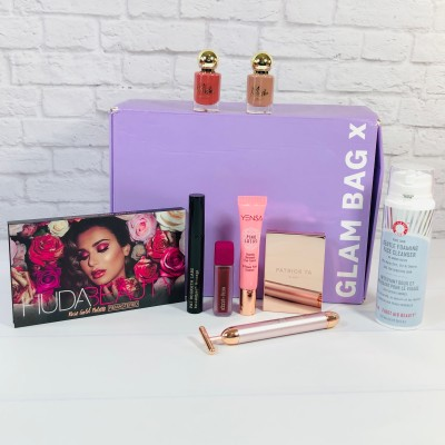 Ipsy Glam Bag X Review – February 2021 – Patrick Ta