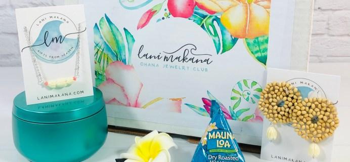 Lani Makana Ohana Jewelry Club Review – February 2021