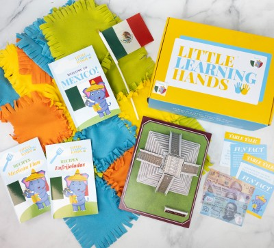 Little Learning Hands Review + Coupons – Mexico