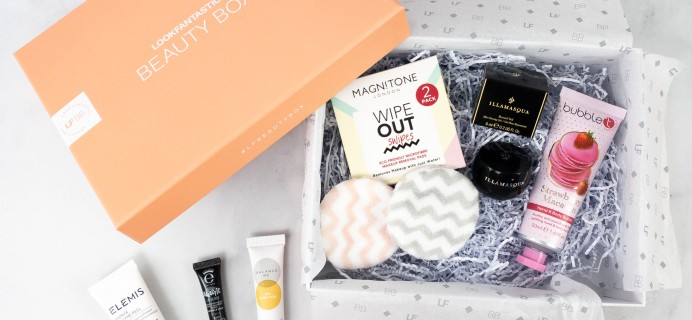 Look Fantastic Beauty Box Review – February 2021