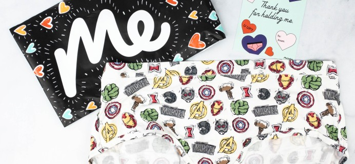 MeUndies Club Review – Women's February 2021