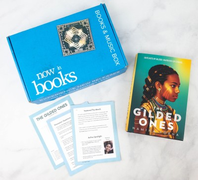 Now in Books Review: February 2021 Books & Music Young Adult