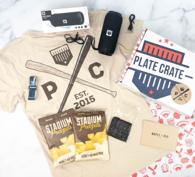 Plate Crate February 2021 Subscription Box Review + Coupon