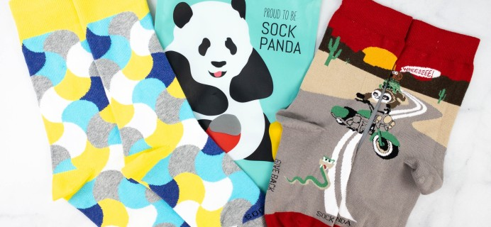 Sock Panda Tweens February 2021 Subscription Review + Coupon