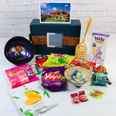Thailand In The Box February 2021 Subscription Box Review + Coupon