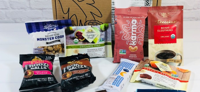 Vegancuts Snack Box Review + Coupon – February 2021