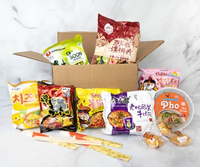 World Ramens Subscription Box Review + Coupon – February 2021