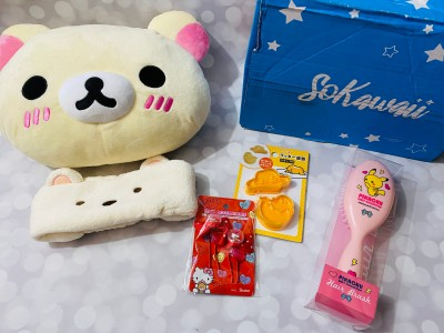 SoKawaii Box Review + Coupon – February 2021