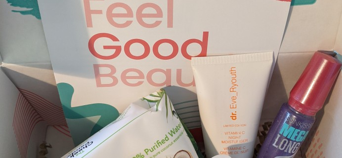 The Vegan Kind Subscription Beauty Box Review + Coupon – Box #32 February and March 2021